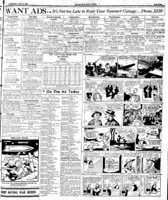 Naugatuck Daily News from Naugatuck, Connecticut on July 6, 1944 · Page 7