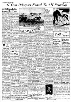 Logansport Pharos-Tribune from Logansport, Indiana on June 1, 1962 · Page 10