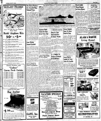 Naugatuck Daily News from Naugatuck, Connecticut on July 7, 1944 · Page 5