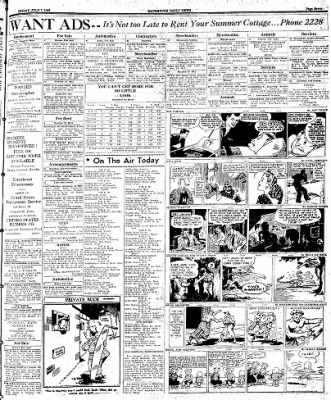 Naugatuck Daily News from Naugatuck, Connecticut on July 7, 1944 · Page 7