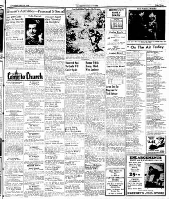 Naugatuck Daily News from Naugatuck, Connecticut on July 8, 1944 · Page 3