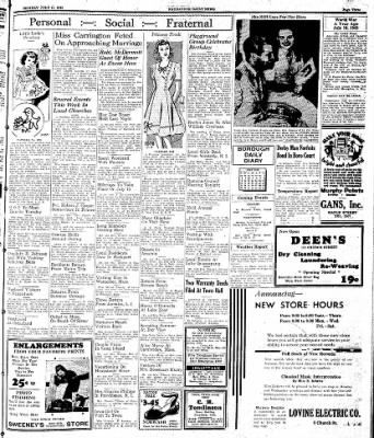 Naugatuck Daily News from Naugatuck, Connecticut on July 10, 1944 · Page 3