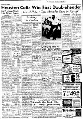Logansport Pharos-Tribune from Logansport, Indiana on June 4, 1962 · Page 7