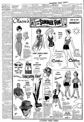 Logansport Pharos-Tribune from Logansport, Indiana on June 5, 1962 · Page 3