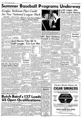 Logansport Pharos-Tribune from Logansport, Indiana on June 5, 1962 · Page 8