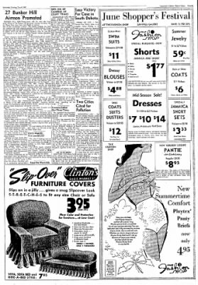 Logansport Pharos-Tribune from Logansport, Indiana on June 6, 1962 · Page 13