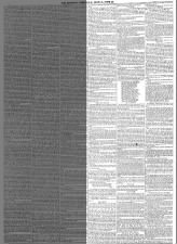 Newspaper account giving details of Queen Victoria's coronation in 1838