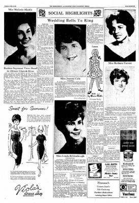Logansport Pharos-Tribune from Logansport, Indiana on June 10, 1962 · Page 17