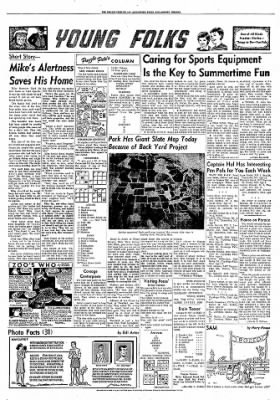 Logansport Pharos-Tribune from Logansport, Indiana on June 10, 1962 · Page 20