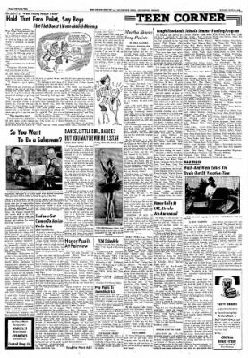 Logansport Pharos-Tribune from Logansport, Indiana on June 10, 1962 · Page 22