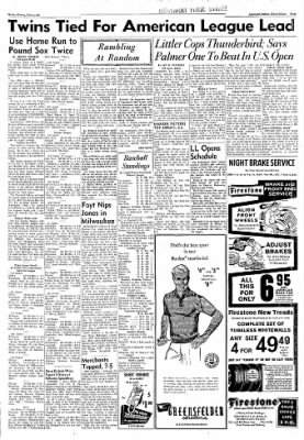Logansport Pharos-Tribune from Logansport, Indiana on June 11, 1962 · Page 7