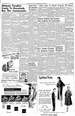 Logansport Pharos-Tribune from Logansport, Indiana on October 27, 1957 · Page 31