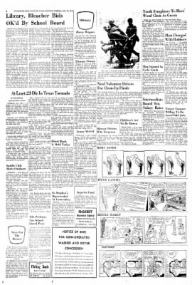 The Evening News from Sault Sainte Marie, Michigan on May 12, 1970 · Page 8