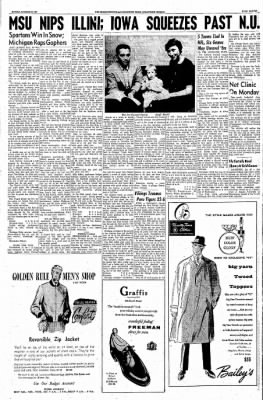 Logansport Pharos-Tribune from Logansport, Indiana on October 27, 1957 · Page 39