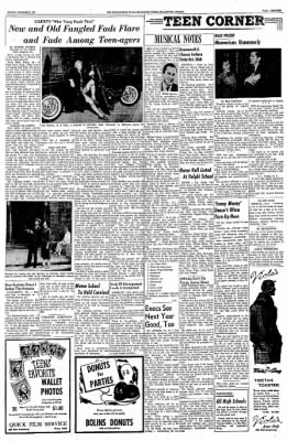 Logansport Pharos-Tribune from Logansport, Indiana on October 27, 1957 · Page 41