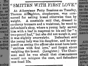 Smitten with First Love