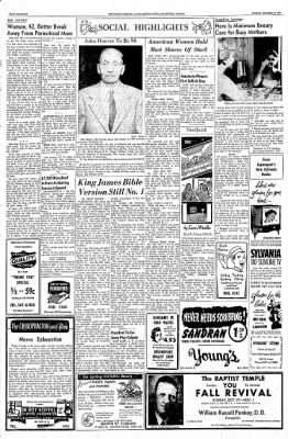 Logansport Pharos-Tribune from Logansport, Indiana on October 27, 1957 · Page 46