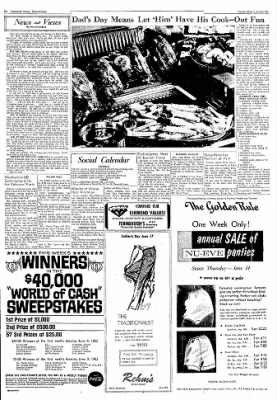 Logansport Pharos-Tribune from Logansport, Indiana on June 14, 1962 · Page 6