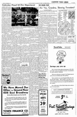 Logansport Pharos-Tribune from Logansport, Indiana on November 3, 1957 · Page 35