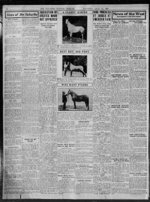 The Winnipeg Tribune from Winnipeg,  on July 11, 1925 · Page 20