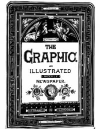 Sample The Graphic: An Illustrated Weekly Newspaper front page
