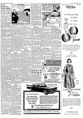 Logansport Pharos-Tribune from Logansport, Indiana on November 4, 1957 · Page 14