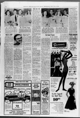 The Journal Herald From Dayton Ohio On July 10 1958 18