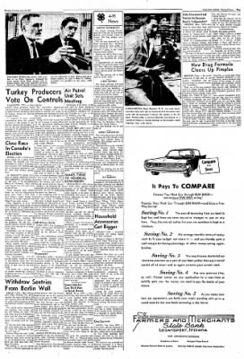Logansport Pharos-Tribune from Logansport, Indiana on June 18, 1962 · Page 5