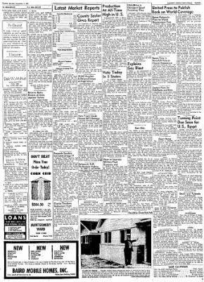 Logansport Pharos-Tribune from Logansport, Indiana on November 5, 1957 · Page 27