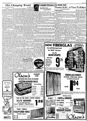 Logansport Pharos-Tribune from Logansport, Indiana on November 10, 1957 · Page 61