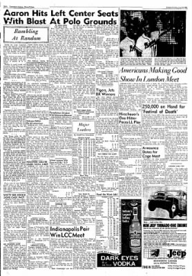 Logansport Pharos-Tribune from Logansport, Indiana on June 19, 1962 · Page 8