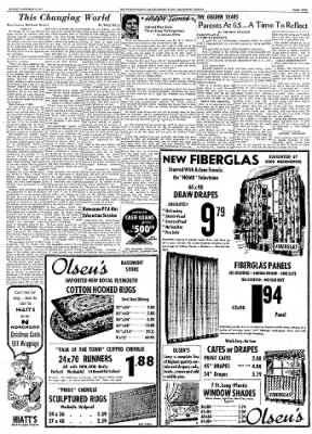 Logansport Pharos-Tribune from Logansport, Indiana on November 10, 1957 · Page 89