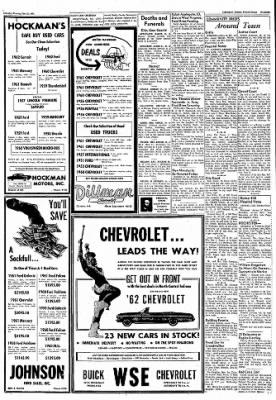 Logansport Pharos-Tribune from Logansport, Indiana on June 21, 1962 · Page 17