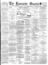 The Lancaster Gazette