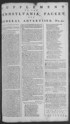 The Pennsylvania Packet from Philadelphia, Pennsylvania on August 10, 1772 · Page 5