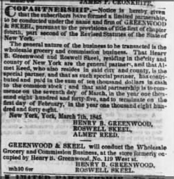 The Evening Post from New York, New York on April 4, 1845 · Page 4
