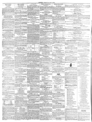 Leicester Chronicle or Commercial and Leicestershire Mercury from Leicester, on May 12, 1855 · 2