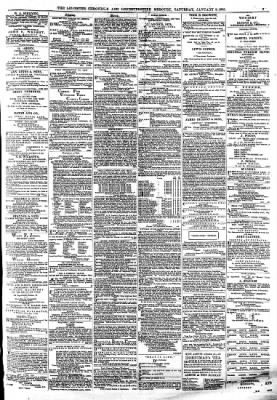 Leicester Chronicle or Commercial and Leicestershire Mercury from Leicester, on January 9, 1875 · 3
