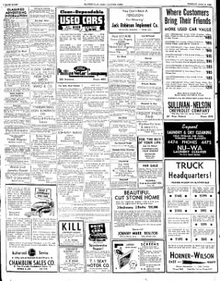 The Courier News from Blytheville, Arkansas on June 3, 1952 · Page 8
