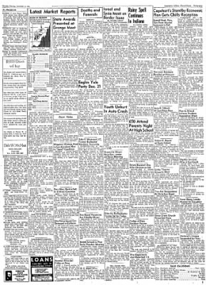 Logansport Pharos-Tribune from Logansport, Indiana on November 14, 1957 · Page 47