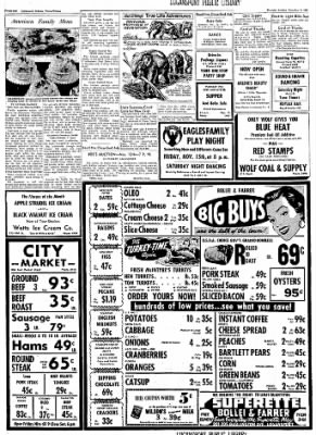 Logansport Pharos-Tribune from Logansport, Indiana on November 14, 1957 · Page 48