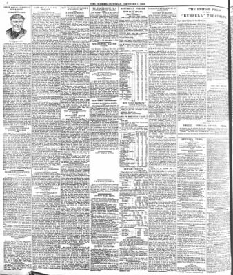 The Courier And Argus From Dundee Tayside Scotland On December 1 1900 6