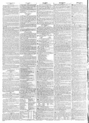 The Morning Post From London Greater London England On March 4 1825 4