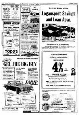 Logansport Pharos-Tribune from Logansport, Indiana on June 26, 1962 · Page 14