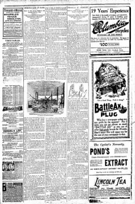 Logansport Pharos-Tribune from Logansport, Indiana on July 11, 1896 · Page 7