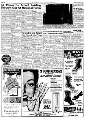 Logansport Pharos-Tribune from Logansport, Indiana on November 17, 1957 · Page 30
