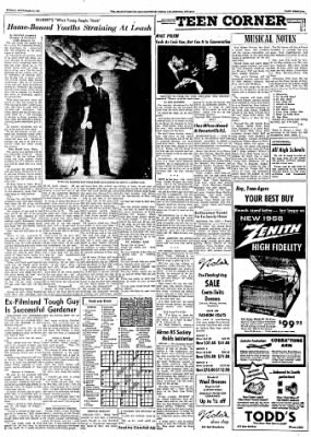 Logansport Pharos-Tribune from Logansport, Indiana on November 17, 1957 · Page 41