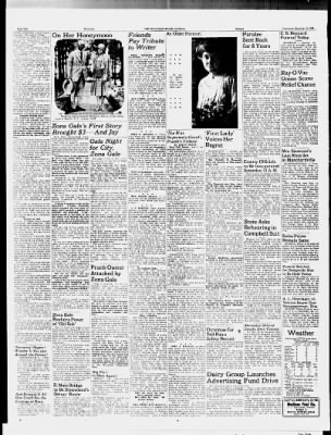 Wisconsin State Journal from Madison, Wisconsin on December 28, 1938 · 2