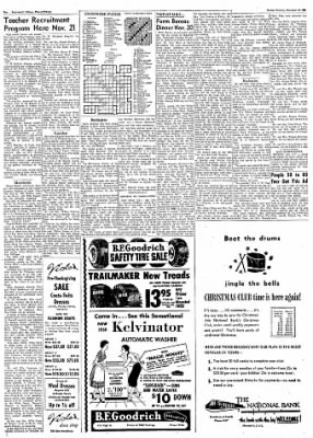 Logansport Pharos-Tribune from Logansport, Indiana on November 18, 1957 · Page 16