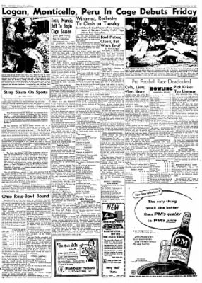Logansport Pharos-Tribune from Logansport, Indiana on November 18, 1957 · Page 22